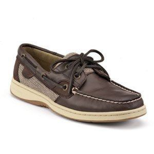 Sperry Top-Sider Bluefish Boat Shoe Brown Size 6